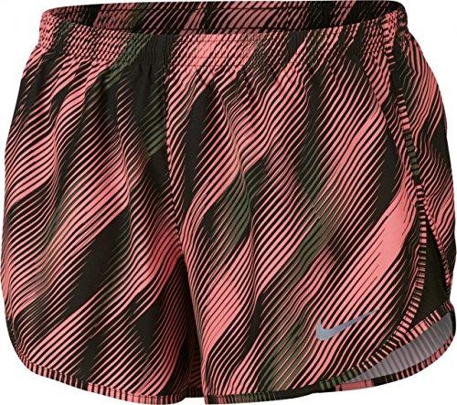 Nike Womens Dry Modern Tempo Running Short, S, Pink