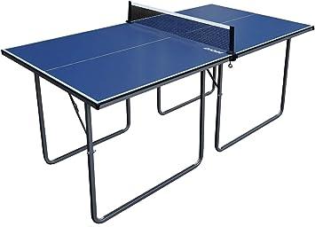 Dione - Mini mesa de ping pong (182 x 97 cm): Amazon.es: Deportes y aire libre