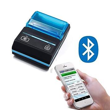 58Mm De Etiquetas Térmicas Impresora Portátil Bluetooth Mini ...