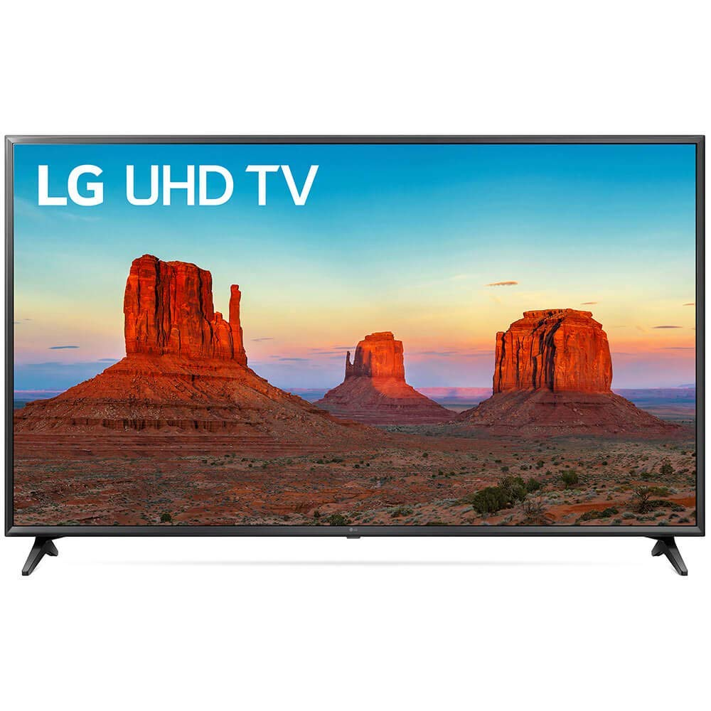 49UK6090 UK6090PUA 4K HDR Smart LED UHD TV - 49'' Class (48.5'' Diag) (Renewed)
