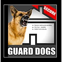 Guard Dogs – Random Barking and Growling Dog Sounds for Added Home Security When...