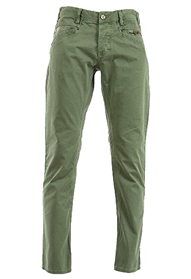 PME LEGEND Men's Trousers Green Green