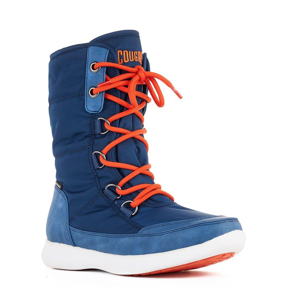 Cougar Shoes Women's Wagu Snow Boots B01LMCOJ38 10 B(M) US|Blue Nylon
