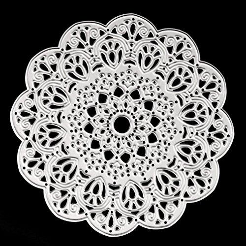 3D Metal Die Cutting Dies Stencil For DIY Scrapbooking Album Paper Card Decor Craft by VESNIBA