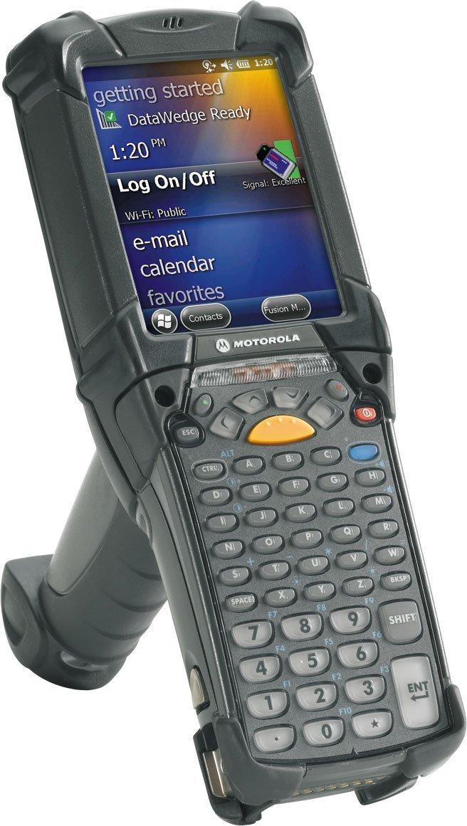 1D,Lorax,Vga,256/1Gb,53 Key, Wm6.5,Bt,Ist (Part#: MC9190-GJ0SWEQA6WR ) - NEW (Renewed) by Motorola (Image #1)