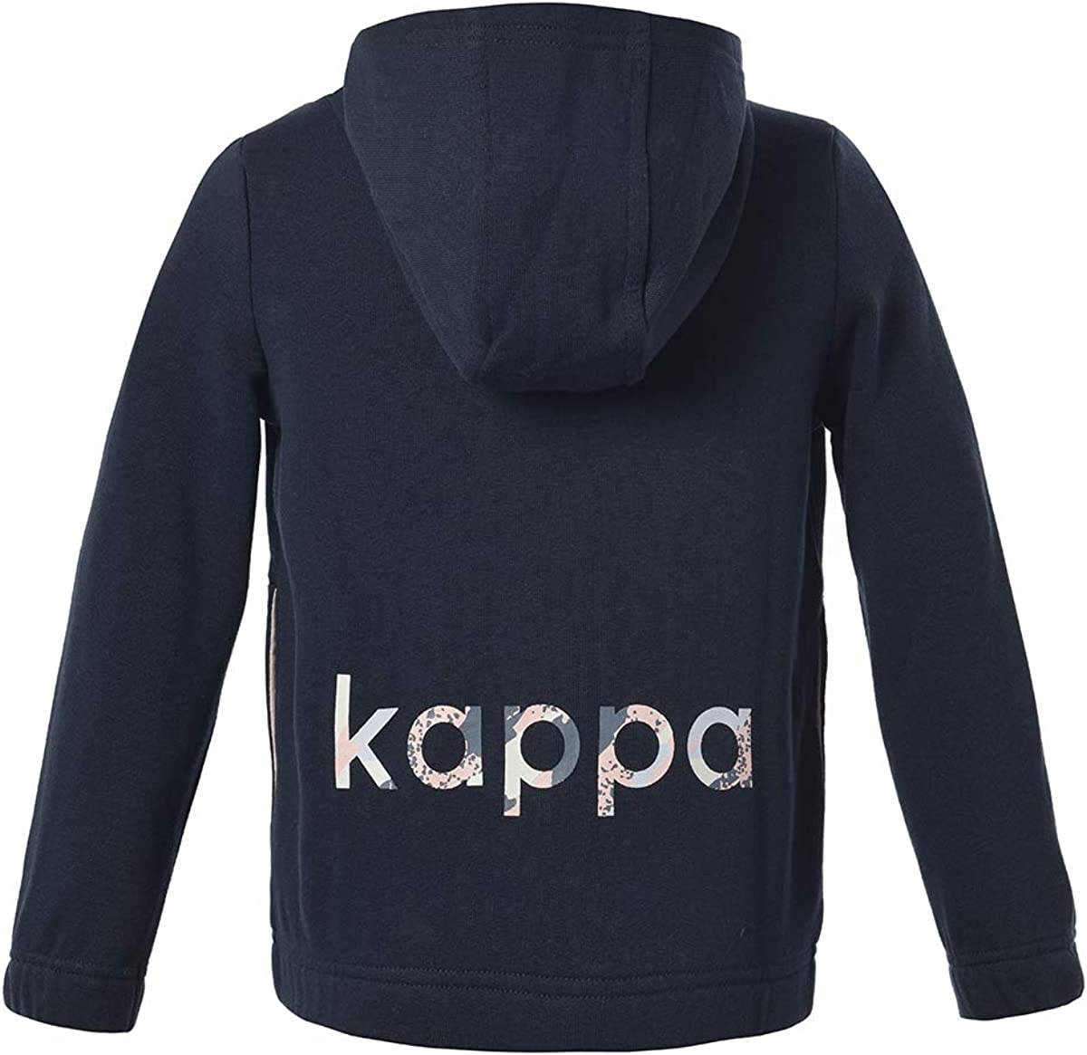 Kappa Chándal Algodón Niña Logo Quibily. 304T5H0 Blue Navy/Pink ...