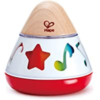 Hape E0332 Rotating Music Box, 40 x 40 cm, Multicolor