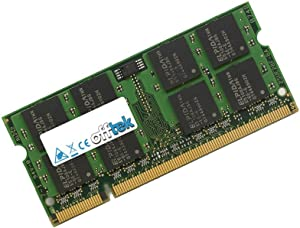 2GB RAM Memory for Acer Aspire One D255 (Intel Atom N450) (DDR2) (DDR2-6400)