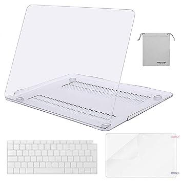 MOSISO Funda Dura Compatible 2018 MacBook Air 13 A1932 con ...