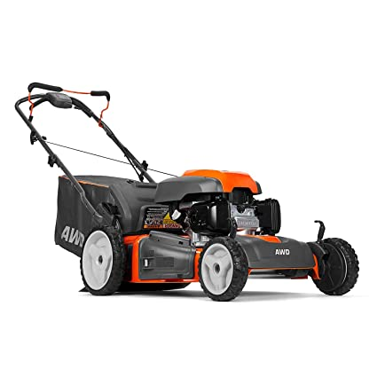 Husqvarna HU800AWDH 22 In 190cc Honda Walk Behind Self Propelled Mower