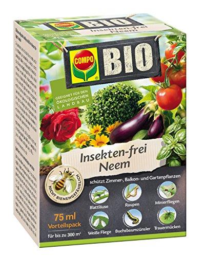 Compo 25385 Bio Insekten-frei Neem 75 ml