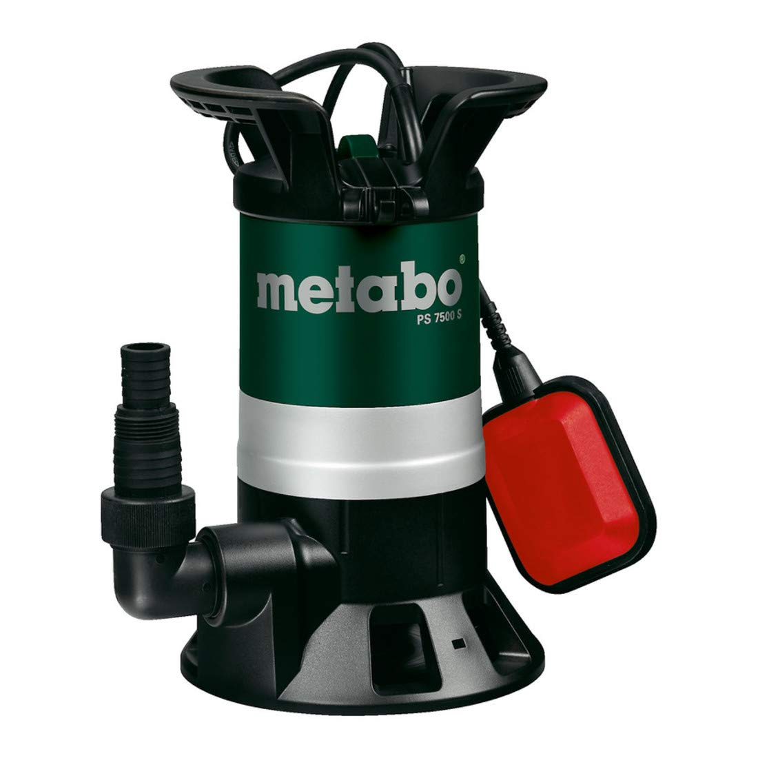 Metabo Schmutzwasser-Tauchpumpe PS 7500 S Karton