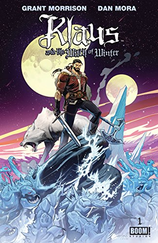 Klaus and the Witch of Winter #1 by [Morrison, Grant]