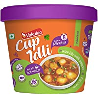 Vakulaa Cup Idli (Pack of 2)