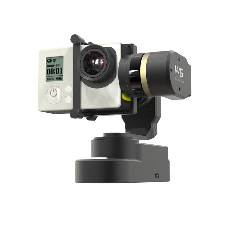 FeiyuTech WGウェアラブル3軸ジンバルforアクションカメラ、with拡張子、バーに適応GoPro hero5   B019SN54VE