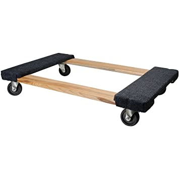 Grip 4 Wheel Furniture Dolly