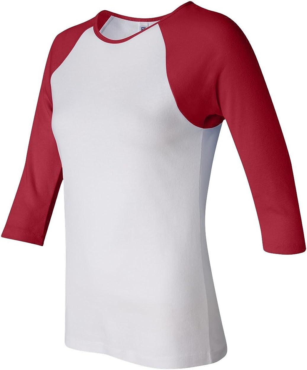 3M9G8Y/&0 Womens 3//4 Sleeve Tee Shirts Venezuela Flag Baseball Heart Raglan Baseball T-Shirts