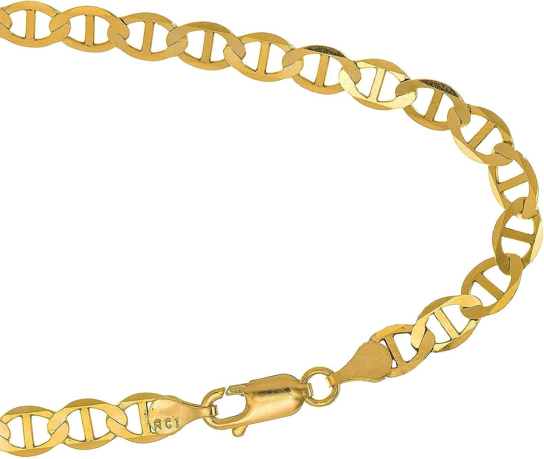 Anklet 10 Inches 14Kt Gold Anklet