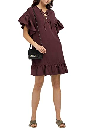 413620a6e2 Image Unavailable. Image not available for. Color  Ulla Johnson Women s  Marianne Shift Dress ...