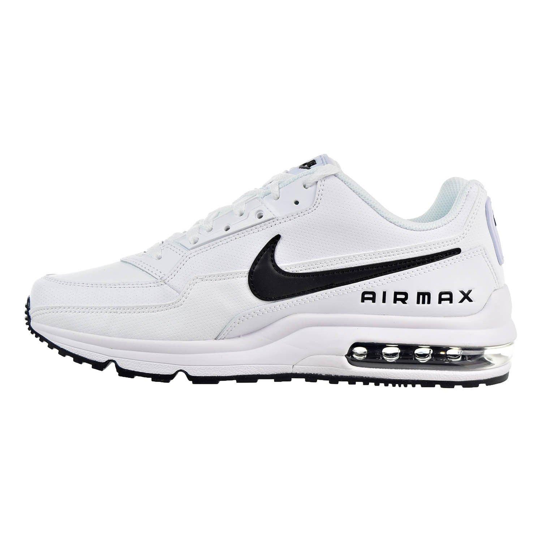quality design b97e3 ae488 Athletic Shoes Nike Air Max LTD 3 White Black 687977 107 Mens Running Shoes  Size 8.5