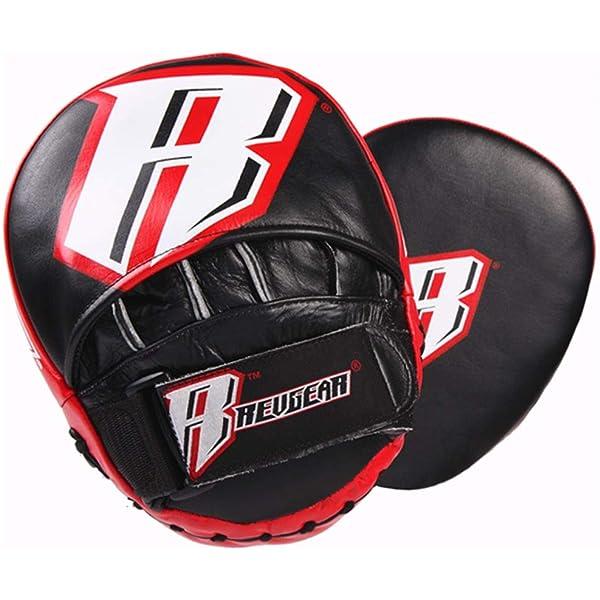 Farabi Focus pads Air Hand Mitts Muay Thai Kick Boxing Punching pads