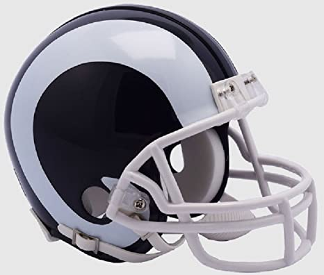 Image Unavailable. Image not available for. Color  Los Angeles Rams Riddell  ... 3df992e1e