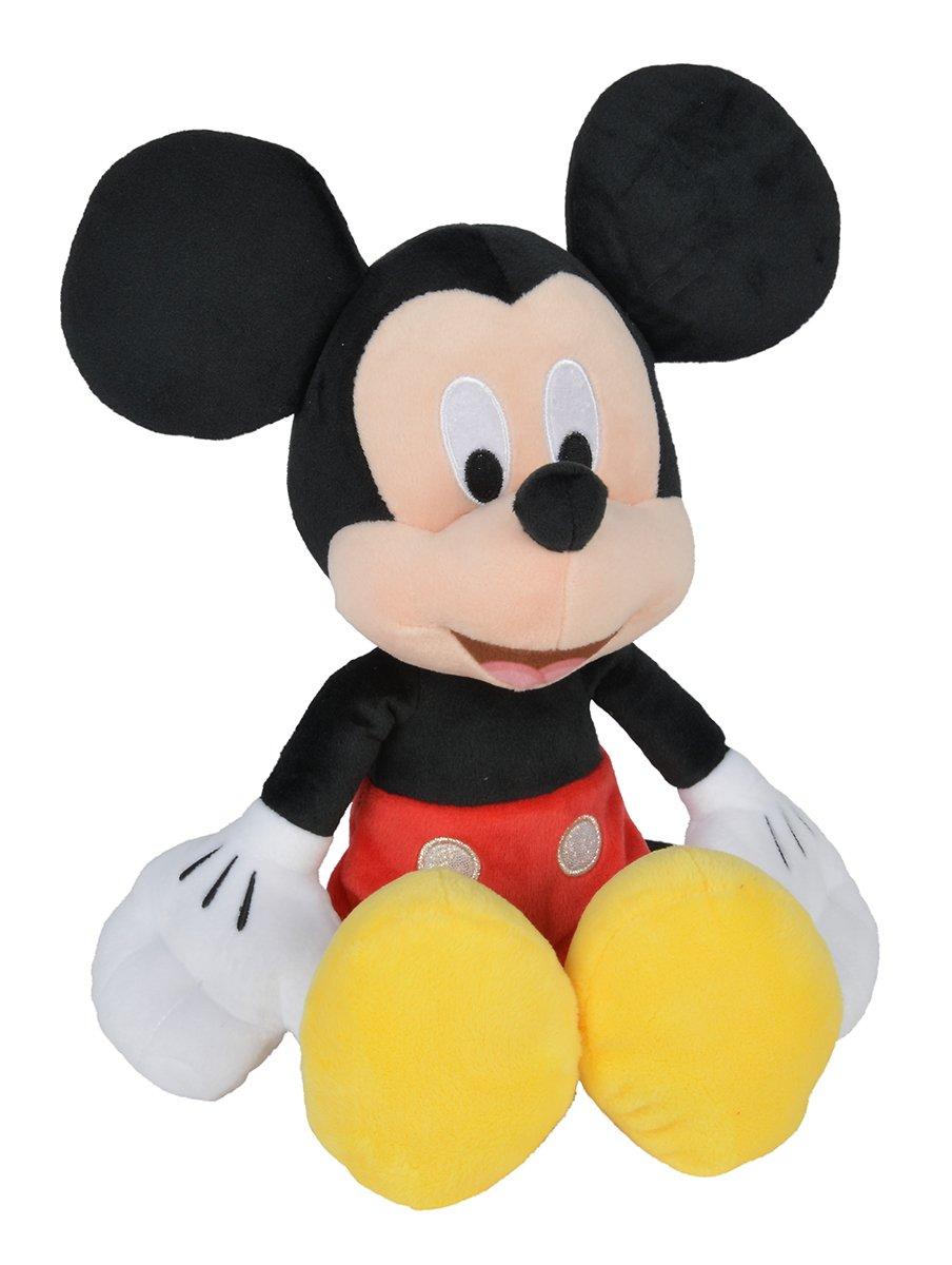 Simba 6315874842 - Disney Plü schfigur, Mickey, 25 cm Simba Toys
