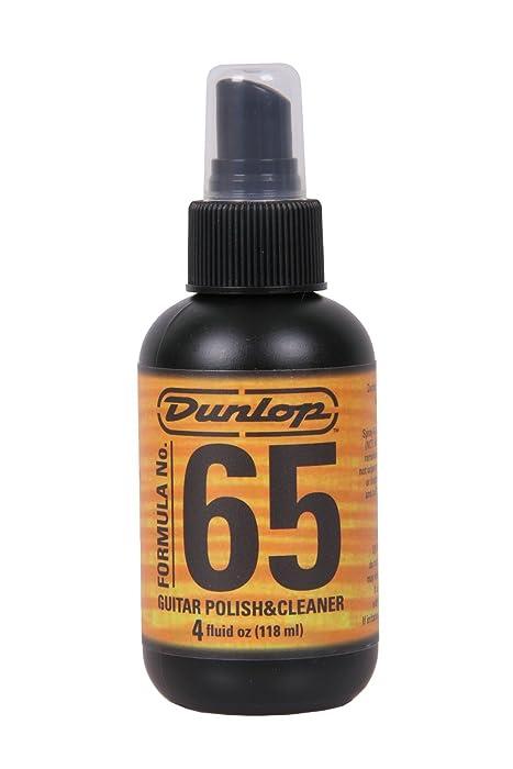 Dunlop 654 Formula 65 Guitar Polish & Cleaner 4oz.