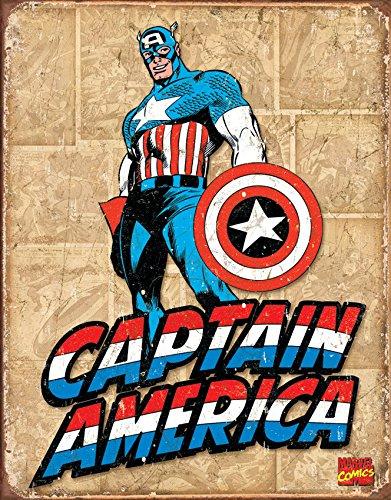 4SGM TSN1736 Captain America