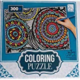 "Coloring Puzzle"" Ripple Of Calm"" by Joy Ting 300 Pieces"