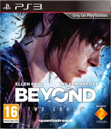 – BEYOND: TWO SOULS /PS3