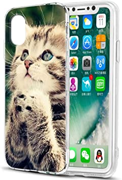 Pnakqil Coque Samsung Galaxy S5 Mini, Transparente avec Motif Souple Etui Silicone Antichoc Dessin Gel TPU Ultra Fine Housse de Protection Case Cover ...