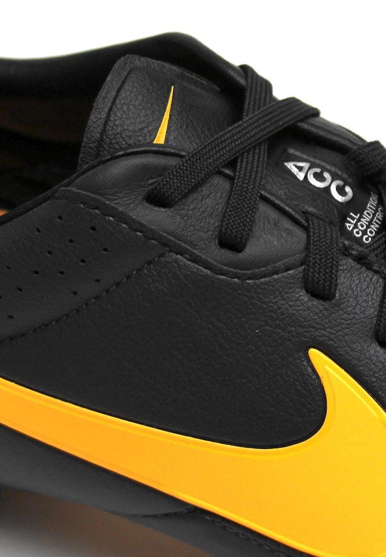 e0a857a120d3 Nike Tiempo Legend IV FG Mens Football Boots 454316 Sneakers Shoes Soccer  Cleats Black: Amazon.ca: Shoes & Handbags