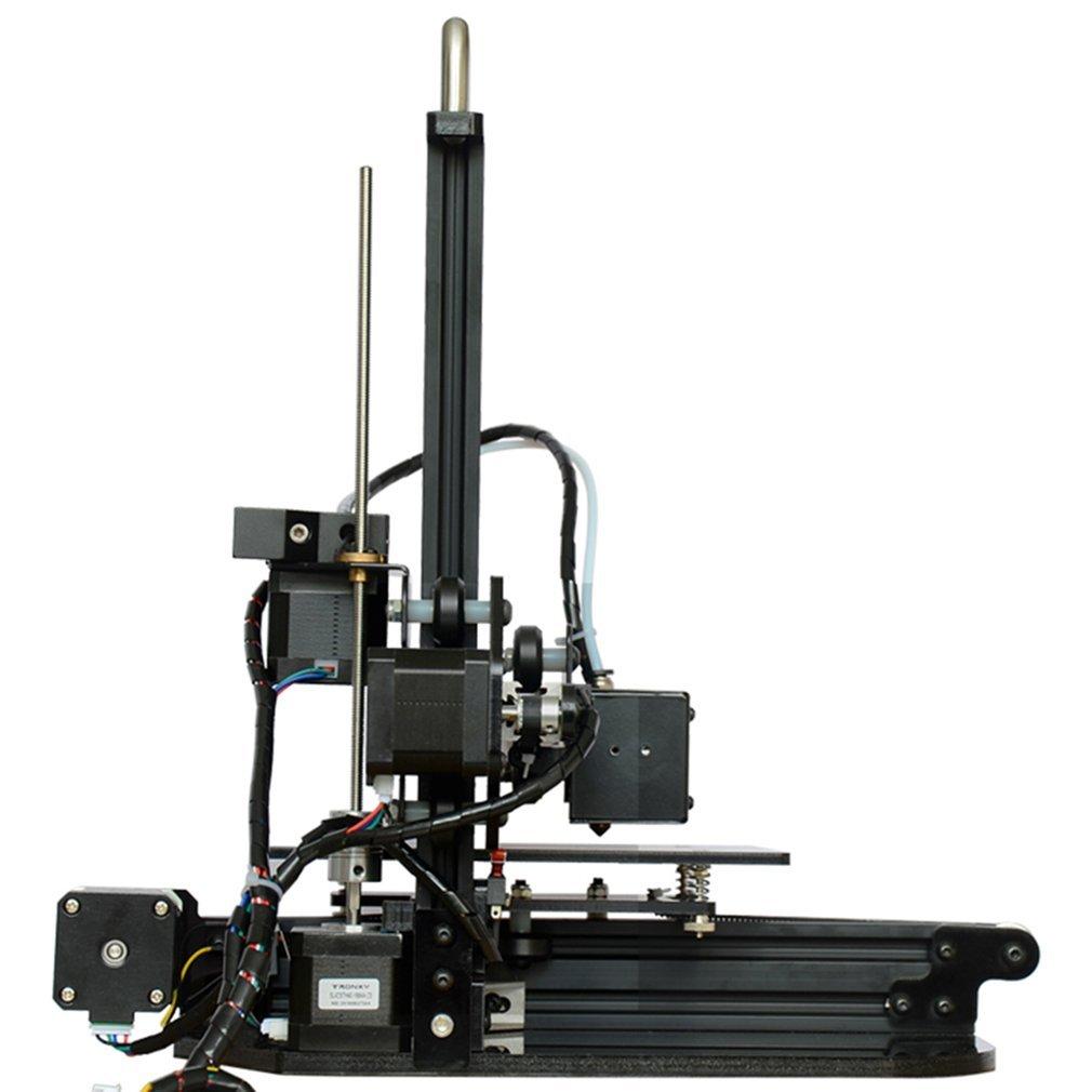 Mini X1 Impresora 3d DIY área de impresión 150 x 150 x 150 ...