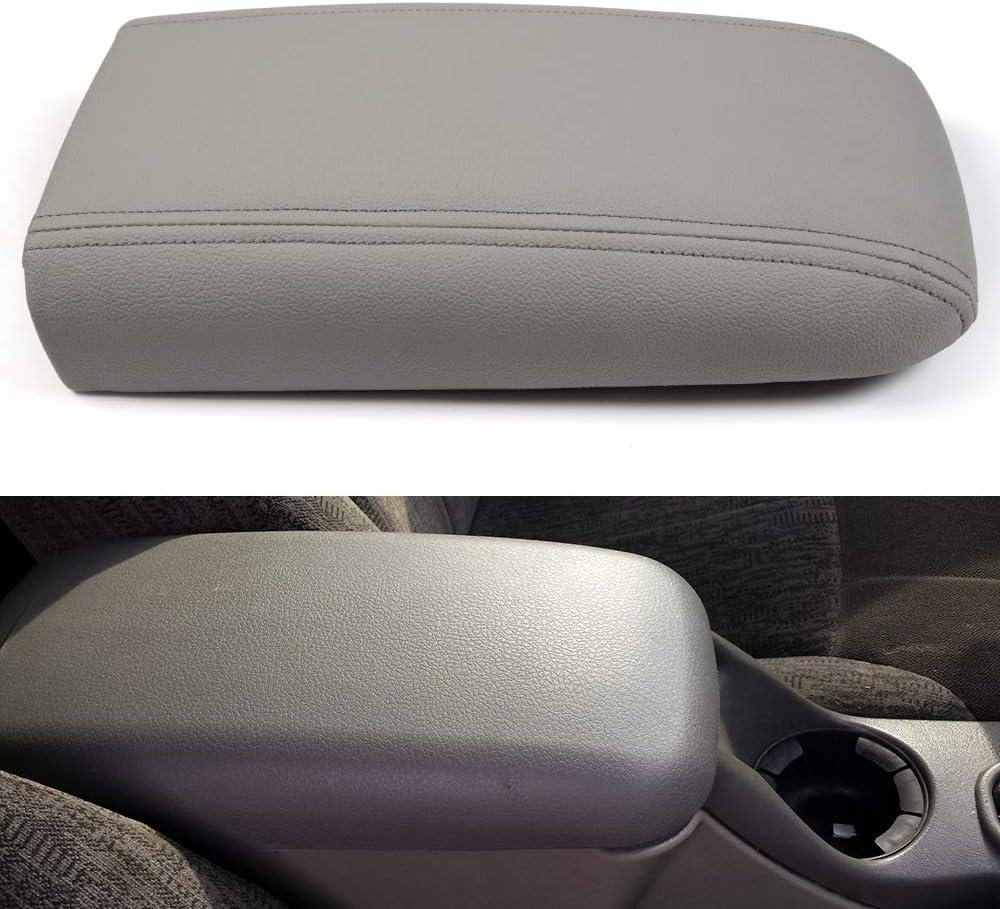 Buick Rainier 2006-2007 Replaces 25998844 924-825 ustar Center Console Lid Armrest Cover for GMC Envoy Chevy Trailblazer 2006-2009 Black