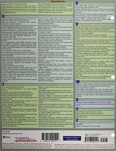 Biology Terminology (Quick Study Academic) - http://medicalbooks.filipinodoctors.org
