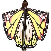 Alas De Mariposa Chal Mariposa Mujer Accesorio Traje