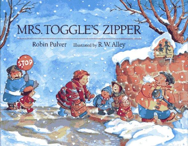 Mrs. Toggle's Zipper (Childs Toggle)