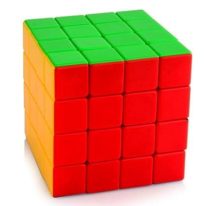 buy emob cube high speed sticker less problem solving cubes 4x4x4