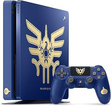 PlayStation 4 (CUHJ-10015) - Dragon Quest Loto / Roto Limited Edition [PS4 - brand new][Importación Japonesa]: Amazon.es: Videojuegos