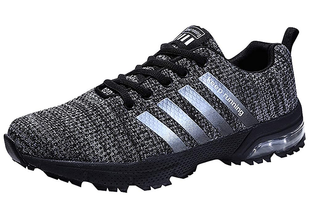 6dbaccea90ef3 Women Men Casual Sports Running Shoes Air Trainers Jogging Fitness Shock  Absorbing Gym Athletic Sneakers: Amazon.co.uk: Shoes & Bags