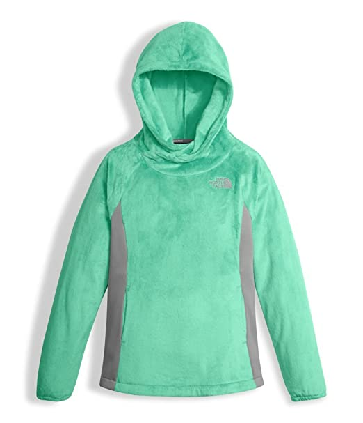 Amazon.com: The North Face las niñas oso Fleece Pullover ...