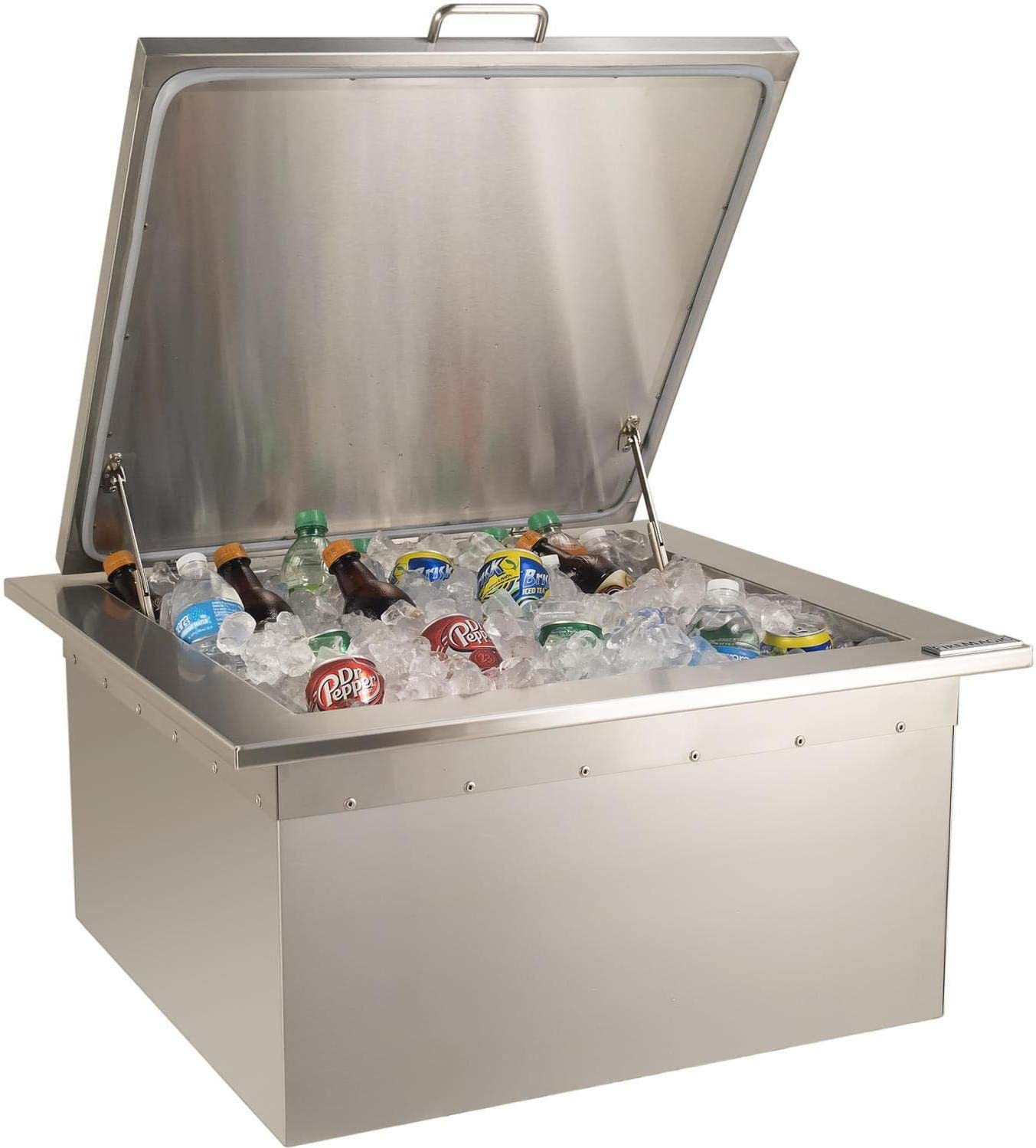 Fire Magic 33596 Drop-In Refreshment Center with Insulated Top