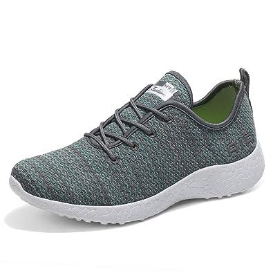 Hombre Mujer Zapatos para Correr en Montaña y Asfalto Aire Libre y Deportes Zapatillas de Running para: Amazon.es: Zapatos y complementos