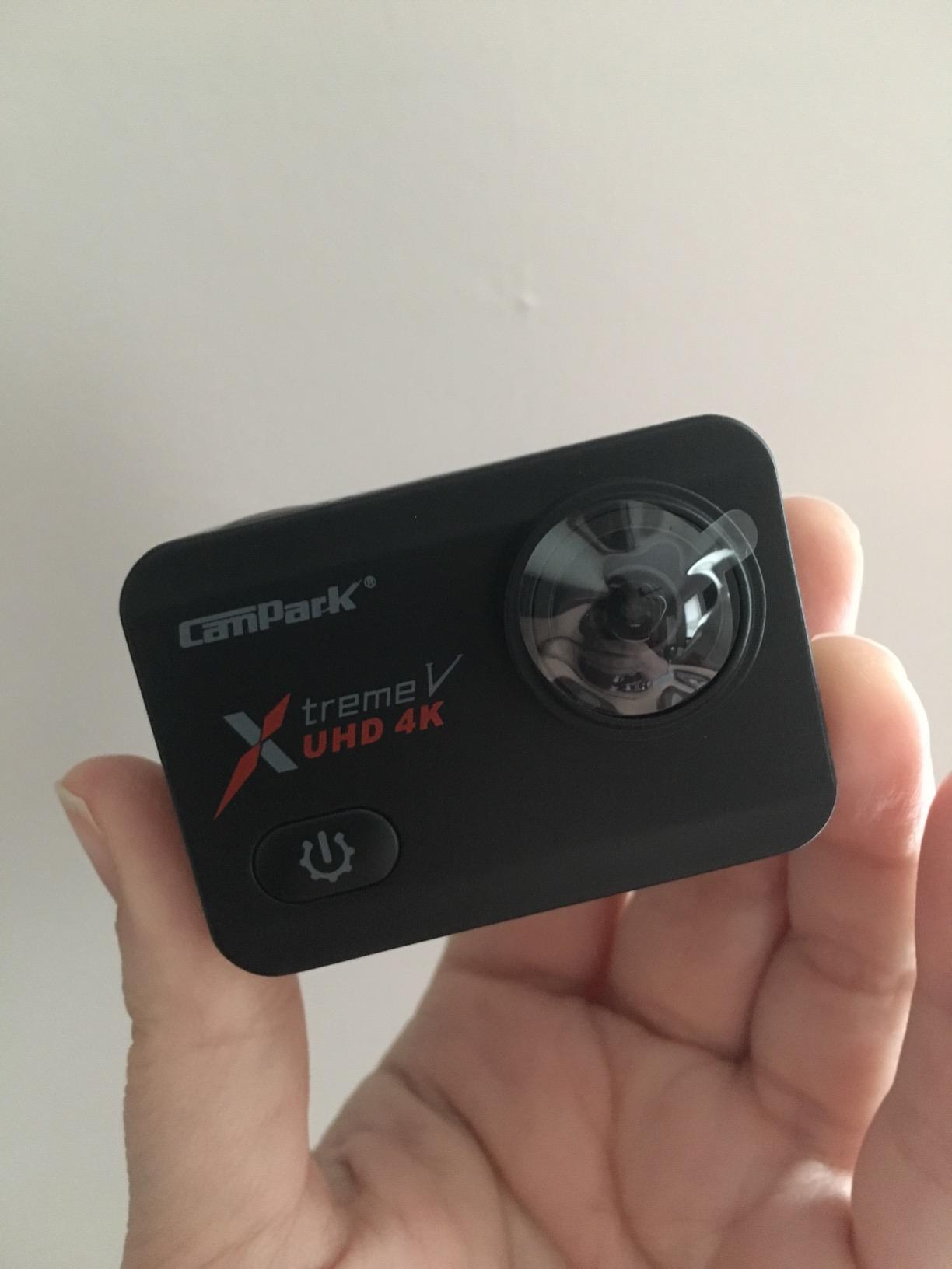Campark X30 native 4K 60fps 20MP Waterproof Video WiFi Action Camera