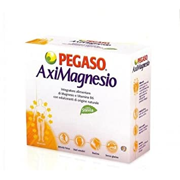 Pegaso Aximagnesio Food Supplement 20 Sachets