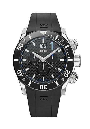 EDOX 10020 3 NBU - Reloj para hombres