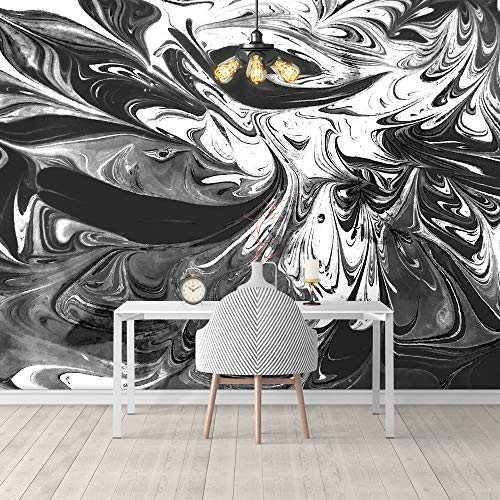 Wall Mural Beautiful Watercolor Painting Removable