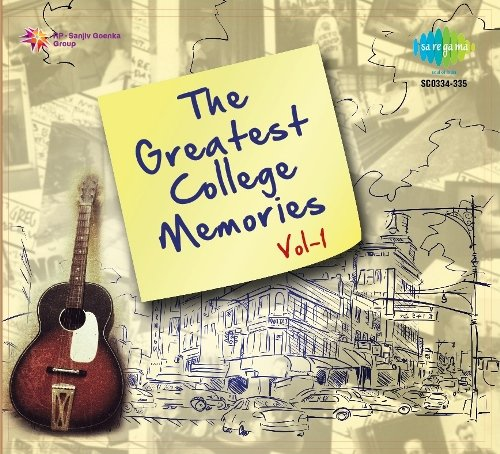 The Greatest College Memories Vol 1 (2-CD Set / Bollywood Hits Of 60s & 70s) (Hits Of Mohd Rafi And Lata Mangeshkar)
