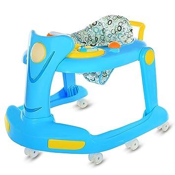 DULPLAY Bright Starts - Andador para bebé, 6 - 18 meses, 2 ...